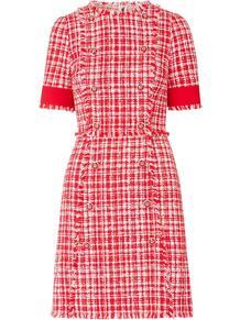 твидовое платье миди Dolce&Gabbana 160613265348