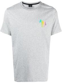 футболка из органического хлопка с принтом PS Paul Smith 162258898876