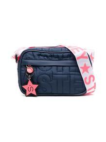 поясная сумка с логотипом STELLA MCCARTNEY KIDS 16252549636363633263