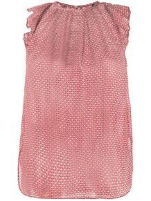 блузка с принтом ASPESI 161089365252