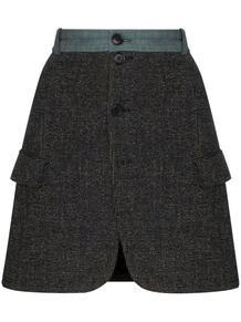 юбка мини на пуговицах Rentrayage 1461112376