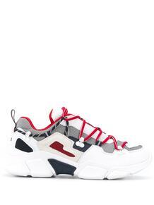кроссовки в стиле колор-блок Tommy Hilfiger 147645785251
