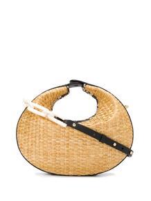 маленькая плетеная сумка-тоут Kalea Nico Giani 15024321636363633263