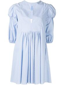 платье Village в полоску Macgraw 146552334950