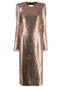 платье с блестками PHILOSOPHY DI LORENZO SERAFINI 142241025248