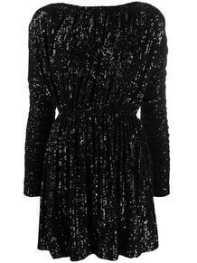 платье с пайетками Yves Saint Laurent 150747298883