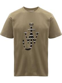 футболка с логотипом JW Anderson 1541947783