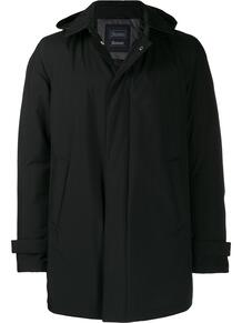 пальто со съемным капюшоном HERNO 142702505450