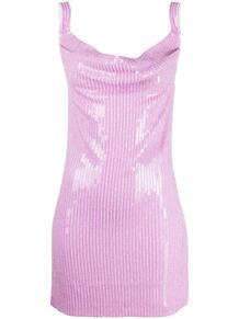 платье с пайетками Misha Collection 1538691083