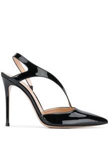 лакированные туфли на высоком каблуке Gianvito Rossi 156952665156
