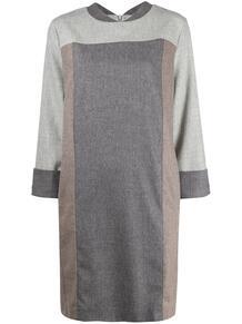 платье в стиле колор-блок LORENA ANTONIAZZI 158676905254