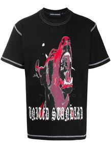 футболка с логотипом UNITED STANDARD 1593141783