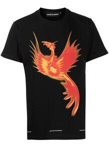 футболка с графичным принтом UNITED STANDARD 1607116077