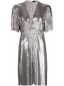 платье с пайетками Paco Rabanne 161109885154