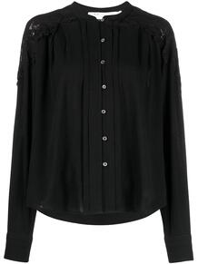 блузка с кружевом IRO 161804055154