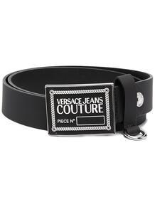 ремень с пряжкой-логотипом Versace Jeans Couture 162283525748
