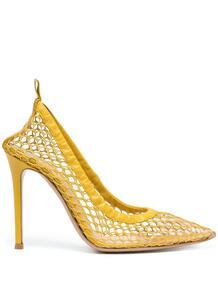 сетчатые туфли-лодочки Alisia на шпильке Gianvito Rossi 162950415154