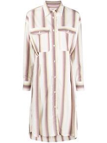 платье в полоску ISABEL MARANT ÉTOILE 163209655156
