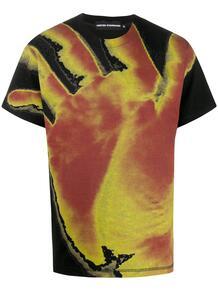 футболка с принтом UNITED STANDARD 1518627683