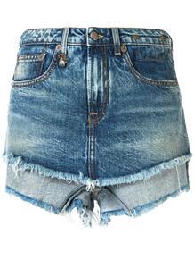 джинсовые шорты R13 151778165053