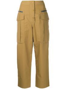 укороченные брюки карго 3.1 PHILLIP LIM 1438806350