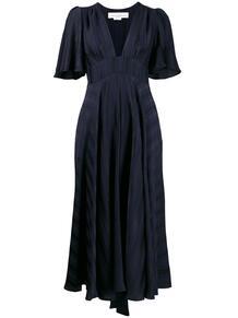 платье в полоску GOLDEN GOOSE 1416744783