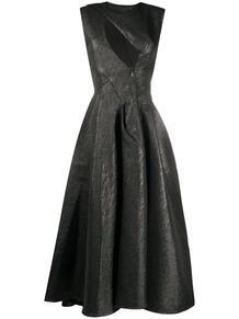 платье Luther с вырезами Maticevski 147894534950
