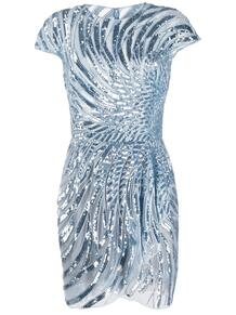 платье с пайетками ZUHAIR MURAD 150849875156