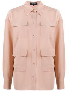рубашка с карманами Rochas 151681035248