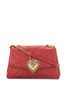 большая сумка на плечо Devotion Dolce&Gabbana 14250391636363633263