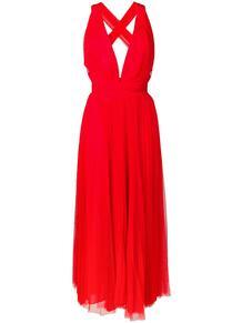 платье миди из тюля MARIA LUCIA HOHAN 136389375250