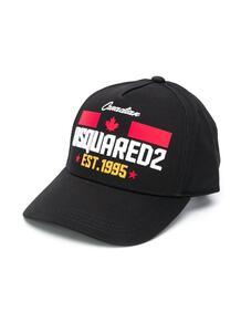 кепка с вышитым логотипом Dsquared2 Kids 1565701773