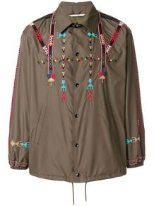куртка с вышивкой Valentino 125176715348