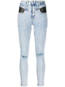 джинсы скинни с завышенной талией Calvin Klein 154808855052