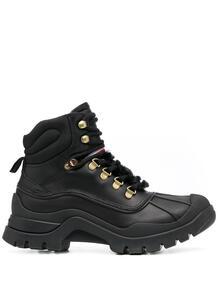 ботинки хайкеры на шнуровке Tommy Hilfiger 155871795248