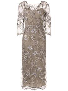 коктейльное платье с вышивкой ANTONIO MARRAS 145597405252