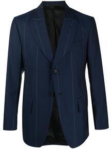 однобортный пиджак в полоску Lanvin 160645335350