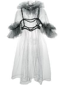 платье из тюля Comme Des Garçons Noir Kei Ninomiya 1392683577