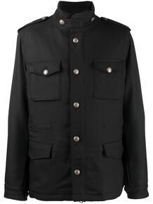 однобортное пальто GABRIELE PASINI 161418285348