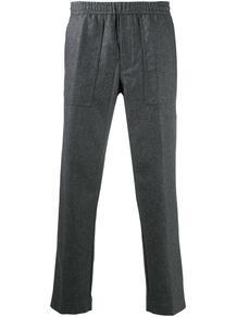 прямые брюки MONCLER 155916195352