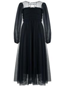 платье макси из тюля Molly Goddard 161758414948