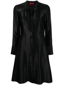 расклешенное платье с бантом Hugo 162504955154