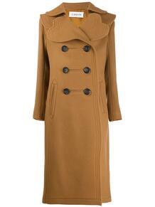двубортное пальто Lanvin 146770775248