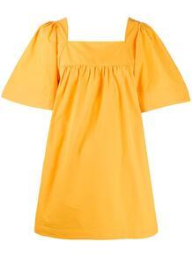 платье мини Sofia с широкими рукавами Three Graces 1499190656