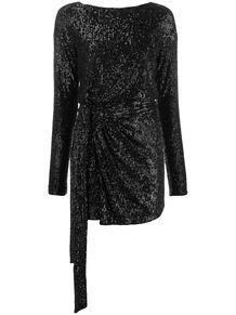 платье с пайетками Yves Saint Laurent 1508255877