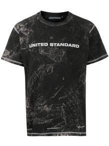 футболка с логотипом UNITED STANDARD 1606927483
