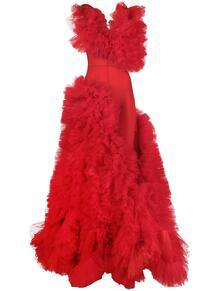 платье из тюля с оборками Loulou 1634345277