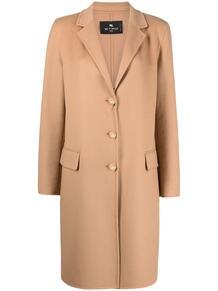 пальто длины миди Etro 161189555254