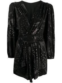 декорированное платье мини Isabel Marant 149775525152