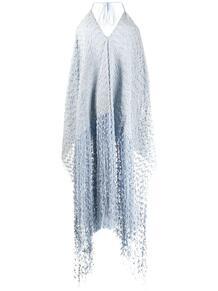платье Riviera с бахромой JACQUEMUS 151596625154